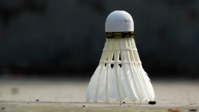 badmintonudstyr